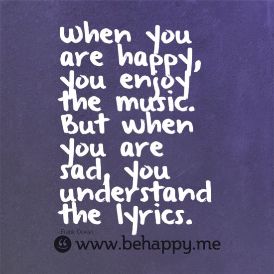 music and lyrics...