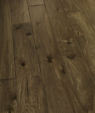 Cordell, Palmetto Road Highlands Park Collection- Hand-scraped Knotty Acacia flooring that boasts a unique and knotty surface. 1 of 5 designer colors available in the Highlands Park Collection