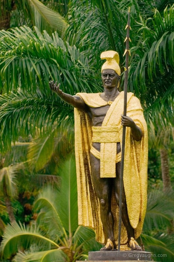 King Kamehameha I of Hawaii_descendants are from Samoa & Tahiti Nui