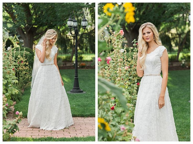 The Markova gown, a modest wedding dress by LatterDayBride and Prom | LDS Bride Blog | Gateway Bridal & Prom | Home of the LatterDayBride Collection | Salt Lake City | Utah Bridal Shop | Worldwide Shipping