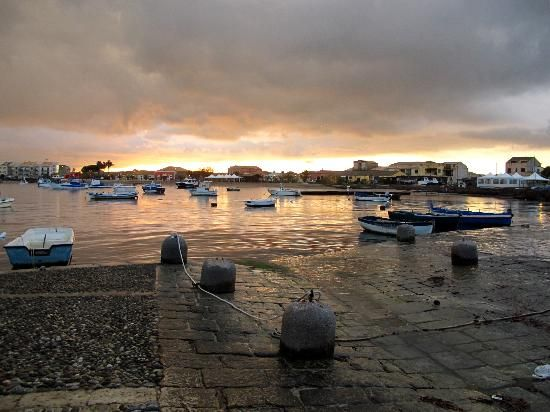 #Marzamemi , #Sicily after the rain