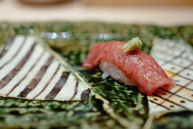 Sushi Sase's sushi game is on point.