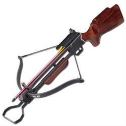 German Style PRESTRUNG 150 pound Draw Crossbow MK200A2