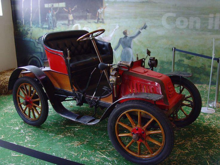 1902 Volandia - Isotta Fraschini 6 1-2 HP