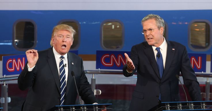 The GOP Debate Broke CNN's Ratings Record -- NYMag