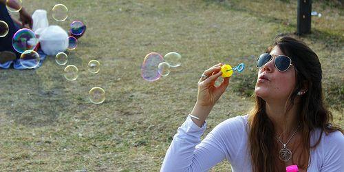Bubbles @ Rosario