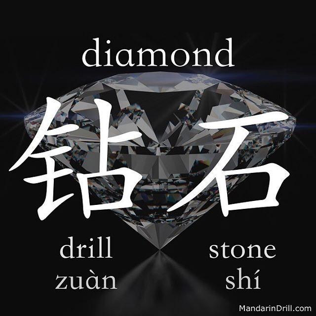 #diamond #china #chinese