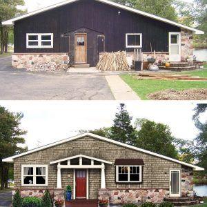 Old Brick Farmhouse Additions