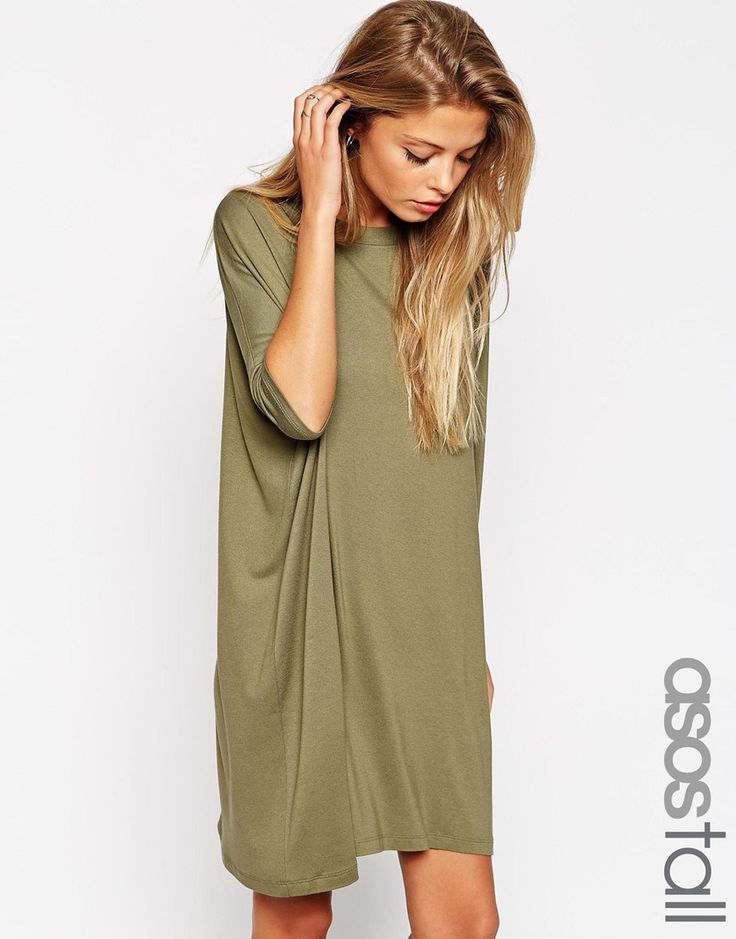 ASOS TALL The T-Shirt Dress