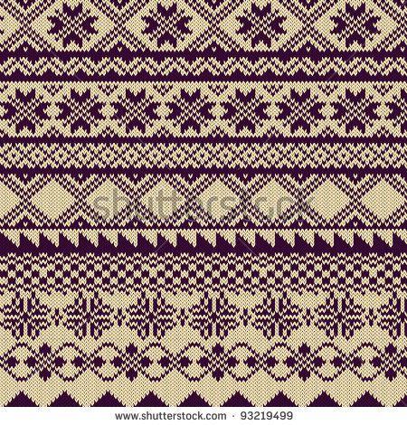 185 best Fair isle knitting. images on Pinterest   Fair isles ...