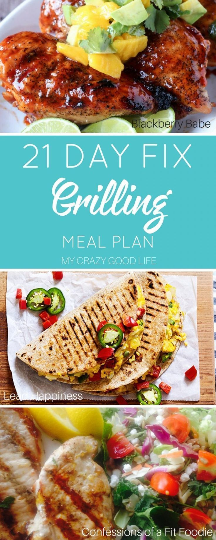 Summer is here and that means it is time to break out the 21 Day Fix grill recipes. You can pick and choose items from this 21 Day Fix grilling meal plan!