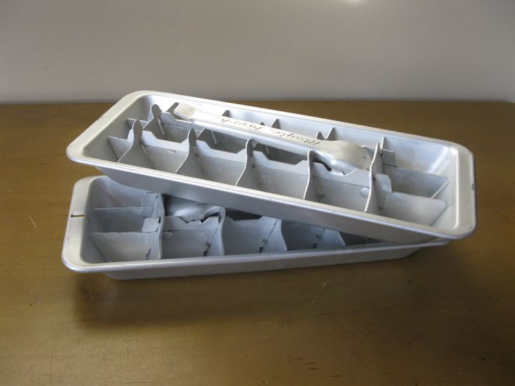 The 25 best Metal ice cube trays ideas on Pinterest Toy Blast