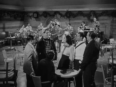 Glenn Miller - Chattanooga Choo Choo - Sun Valley Serenade (1941) (a little swing music!!)