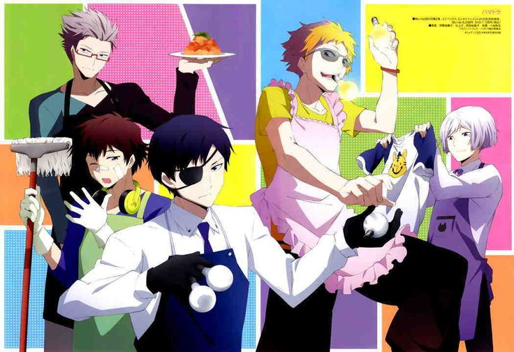 """Download Anime Hamatora The Animation BD Subtitle Indonesia Batch - http://drivenime.com/hamatora-animation-bd-subtitle-indonesia-batch/   Genres: #Comedy, #Mystery, #SuperPower   Sinopsis Menceritakan tentang kekuatan spesial """"Minimum"""" atau disebut juga """"minor miracle"""", yaitu kekuatan yang diwariskan turun-temurun pada orang-orang tertentu. Si pemilik kekuatan ini dikenal sebagai """"Minimum Holder"""". Informasi Type: BD Episodes: 12 Status: Finished Airing"""