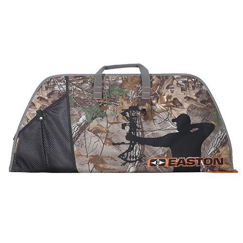 Easton Bow Case, Micro Flatline, Camo 3617, Archery, Compound Bow Case,Beman