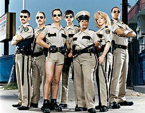 Reno 911!  Super funny!