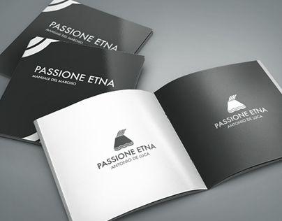 PASSIONE ETNA - Marchio/Logotipo, manuale di immagine.