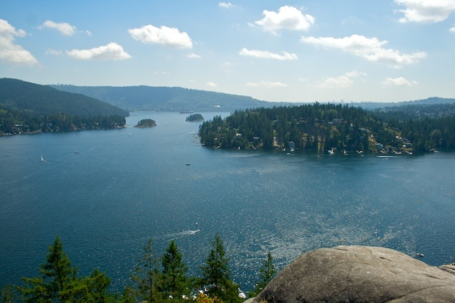Quarry Rock Deep Cove, Completed many times, nice quick easy and always beautiful.