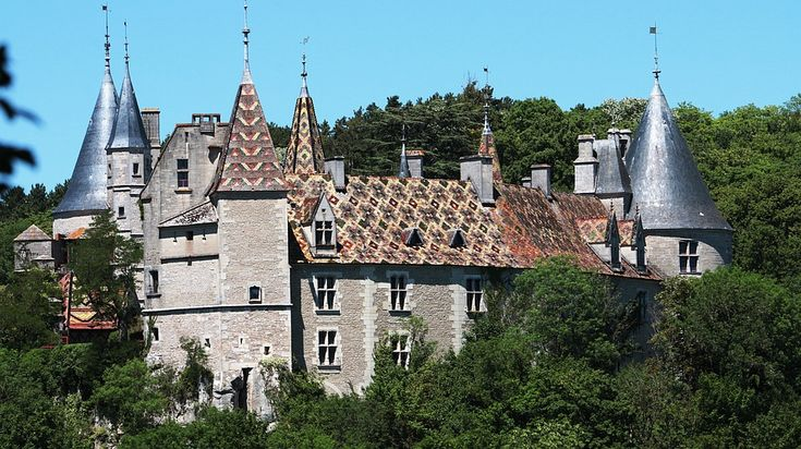 Château Fort, La Rochepot