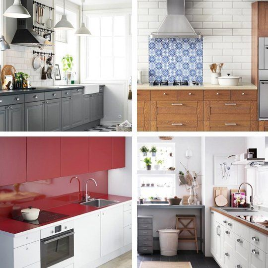 125 best ikea in the media images on pinterest home for Idea kitchen cabinet doors