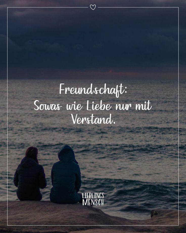 Lieblingsmensch® | Sprüche über freundschaft, Sprüche