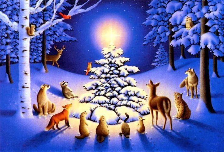 Το νέο νηπιαγωγείο που ονειρεύομαι : Χριστούγεννα στο δάσος , θεατρικό για τα Χριστούγεννα