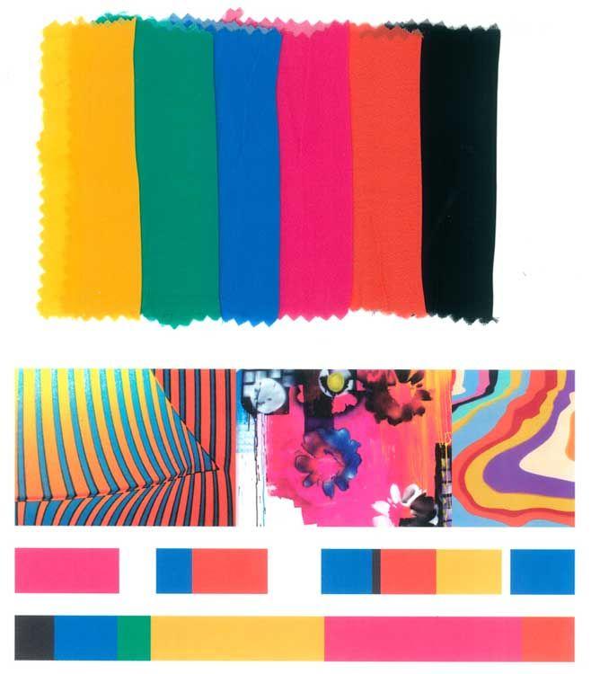 Newsprint Trends & Colour S/S 2017 incl. DVD | mode...information GmbH