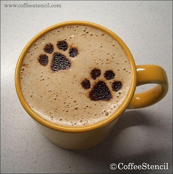 40 Beautiful Coffee Art Examples   http://art.ekstrax.com/2014/04/beautiful-coffee-art-examples.html