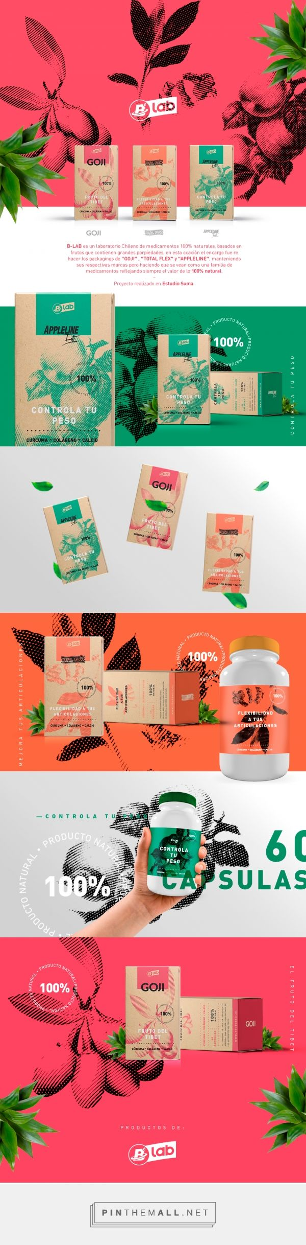 B-lab Packaging by Gonzalo Urquieta   Fivestar Branding Agency – Design and Branding Agency & Curated Inspiration Gallery #packaging #package #packagedesign #design #designinspiration