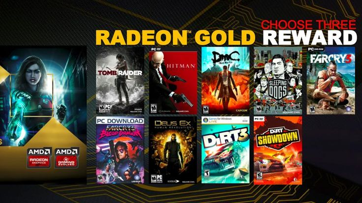 AMD 'Never Settle Forever' bundles graphics cards with free games | Gone are the days when GPUs are packed with games you already own, as AMD launches a choose-your-own-bundle program. Buying advice from the leading technology site
