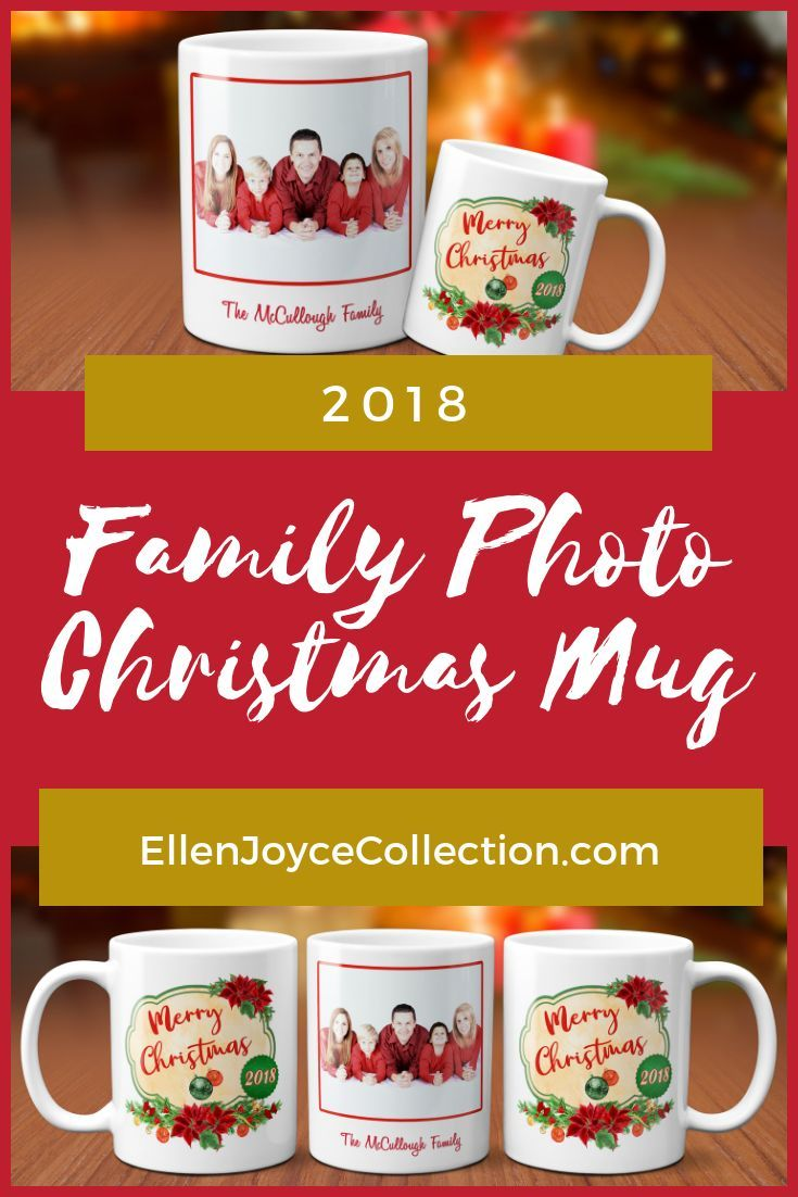 This Is A Very Special Keepsake Mug For Christmas Start A Fun Yearly Tradition Of Personal Amazing Christmas Gifts Personalized Office Gifts Christmas Photos
