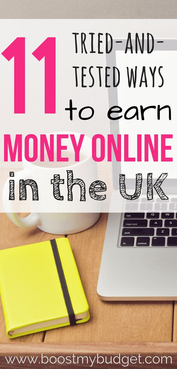11 Tried-and-Tested Ways to Make Money Online in the UK – New chapter