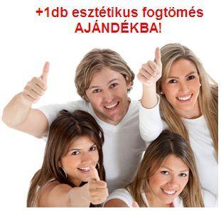 Fogtömés ajándékba! 2-t fizet, 3-at kap akció az esztétikus fogtömésekre! http://www.andrassydental.hu/fogaszatunk_akcioi.html