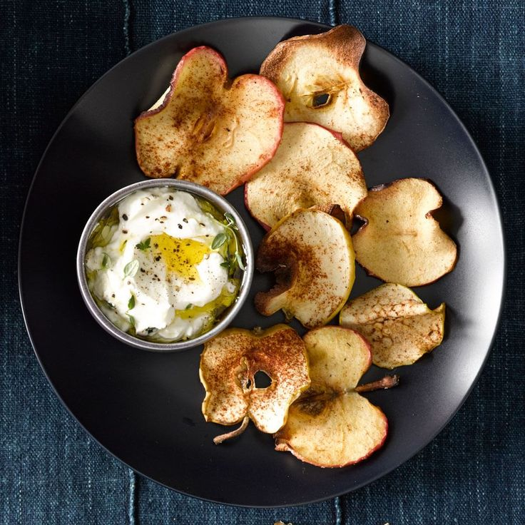 Air-Fried Apple Chips | Williams-Sonoma