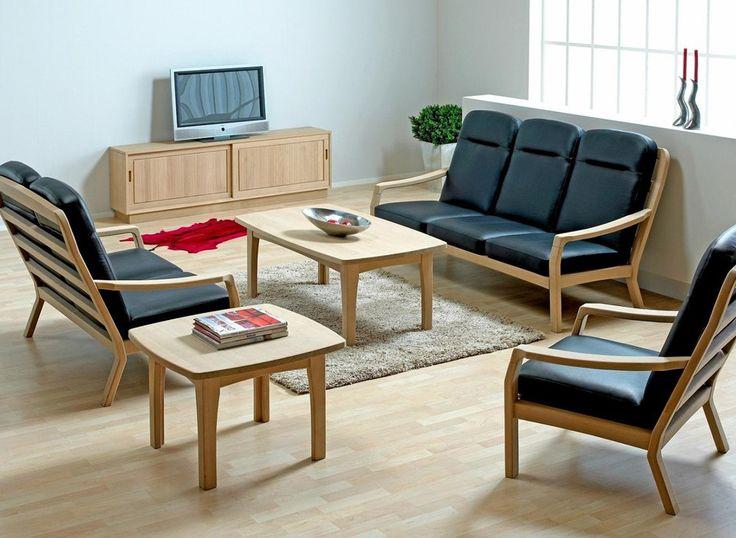 Small Sofa Set. Wooden Sofa DesignsWooden ...