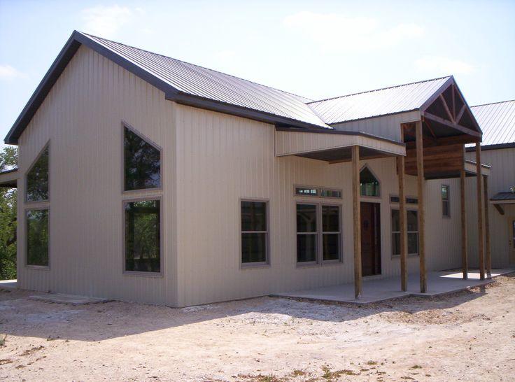 30x50x10 Post Frame Building : Custom house national barn company pinterest