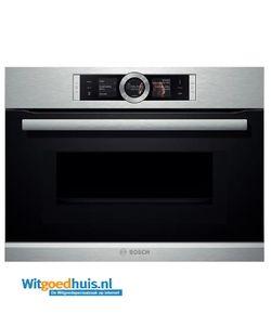 Bosch CMG636NS2 Serie 8 Exclusiv  Description: Bosch CMG636NS2 Serie 8 Exclusiv inbouw oven - Inhoud oven: 45 liter - Maximaal vermogen: 1000 Watt  Price: 999.00  Meer informatie  #witgoedhuis
