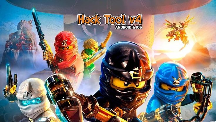 Lego Ninjago Tournament Hack - Android and iOS