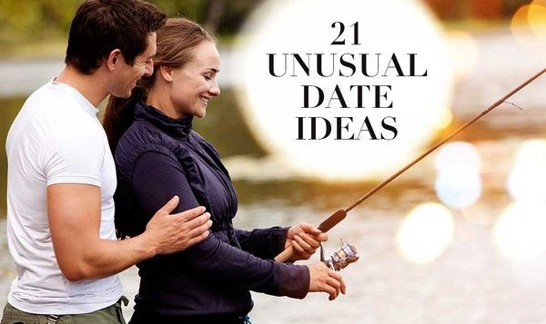 21 Unusual Date Ideas to Break The Ice and Not Your Wallet...number 16 was fun. A few good ideas to try someday.