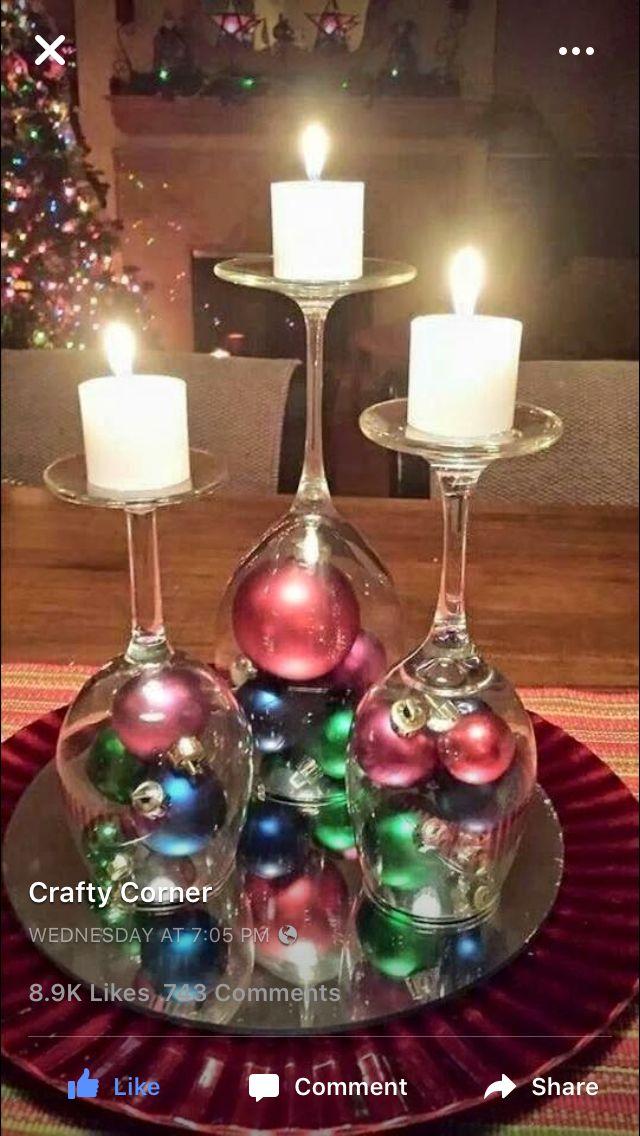 Decor easy peasy for Christmas!
