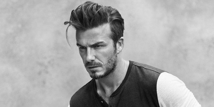 Zo krijg je het kapsel van David Beckham