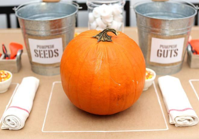 Pumpkin carving party ideas More