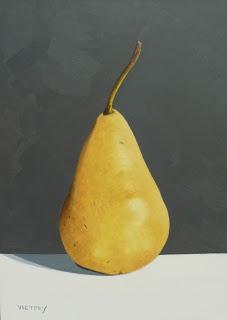 Bosc Pears By Jean Victory