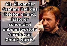 17 Chuck-Norris-Witze, bei denen Du K.o. gehst