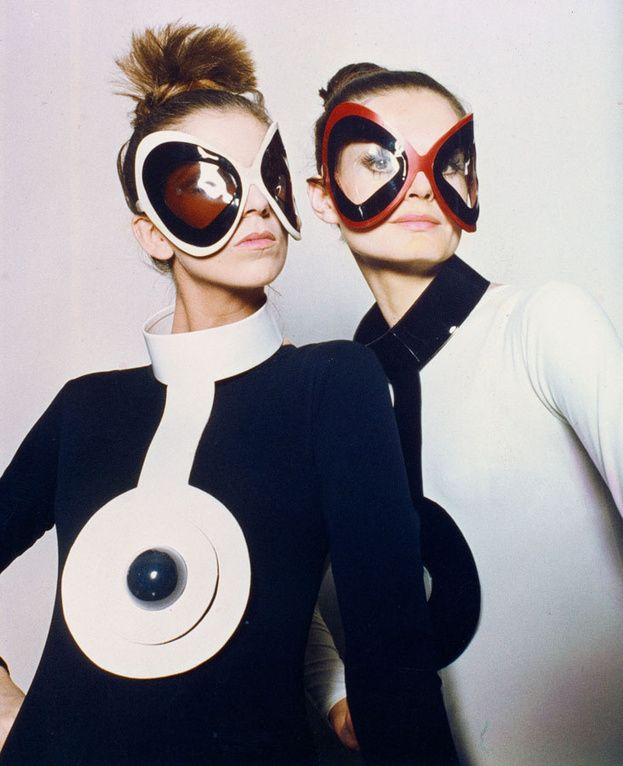 Pierre does it again!  Lunettes Pierre Cardin http://www.vogue.fr/thevoguelist/pierre-cardin-1/569