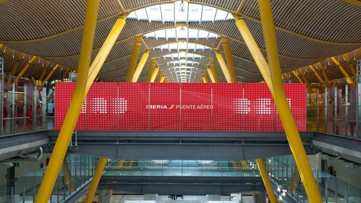 Madrid-Barcelona más puente más llegar y volar