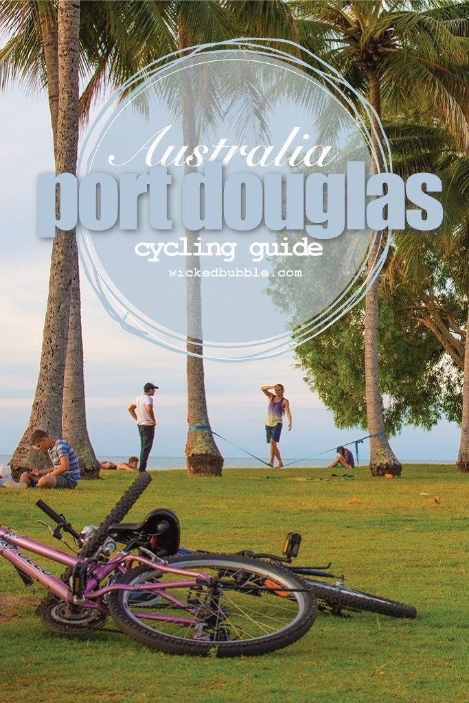 Port Douglas Things To Do Bikes Hire Bike Maps Riding On The