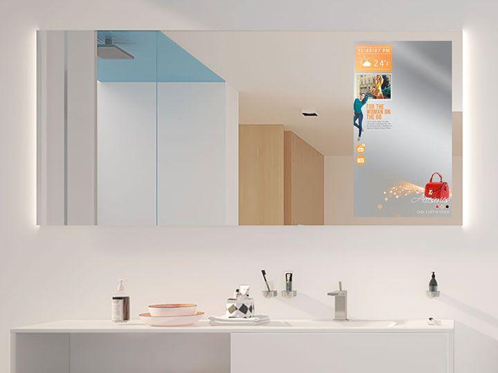 Led Badspiegel Badezimmerspiegel Und Spiegel Nach Mass Mit