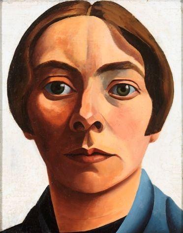 Zelfportret, 1928 - Charley Toorop