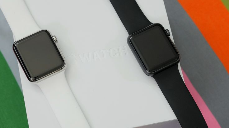 Apple Watch vs Apple Watch Sport: Unboxing and full comparison(Video)